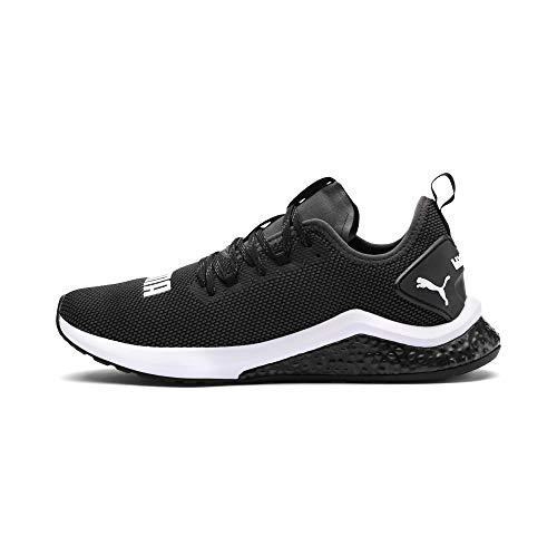 Puma Hybrid NX Men's Running Shoes Black Shoe-10 Kids UK (19225902)