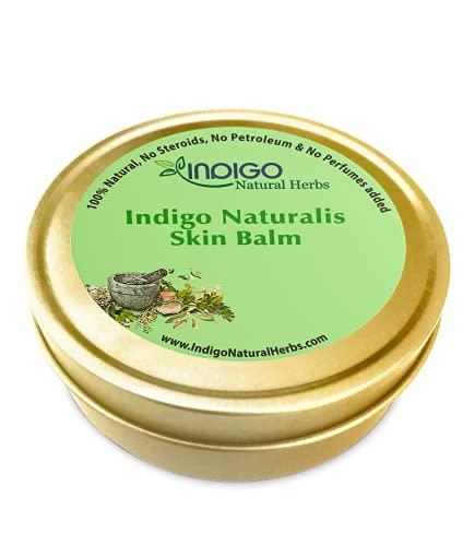 Indigo Natural Herbs Indigo Naturalis Skin Balm -...