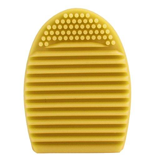 Limpiador de brochas de maquillaje limpiador de silicona
