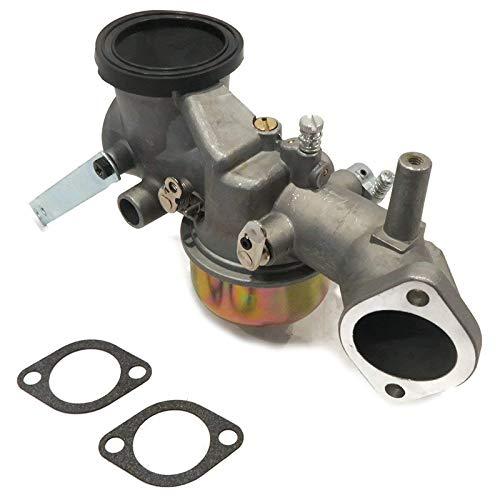 SODIAL Carburetor Avec Joint Pour Briggs And Stratton 491031 490499 491026 281707 Moteur 12Hp Carb