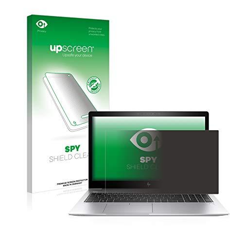 upscreen Anti-Spy Blickschutzfolie kompatibel mit HP EliteBook 850 G5 Non-Touch Privacy Screen Sichtschutz Bildschirmschutz-Folie