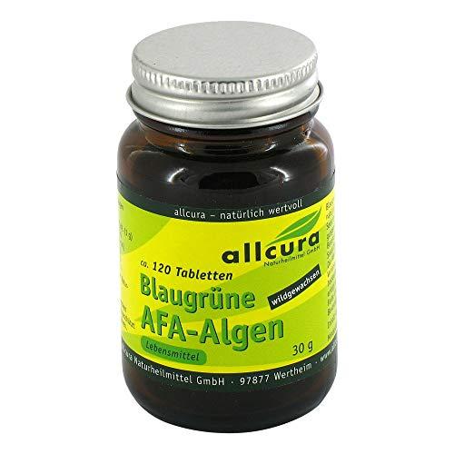 AFA ALGEN Blaugruen 250 mg Tabl, 120 St