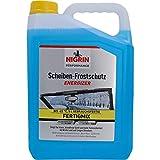 Nigrin 20563 Scheiben-Frostschutz, bis -22° C wirksam, schneller, schlierenfreier und effektiver Scheibenreiniger, 5 l Kanister