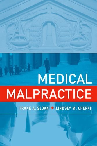 Compare Textbook Prices for Medical Malpractice MIT Press  ISBN 9780262195720 by Sloan, Frank A.,Chepke, Lindsey M.