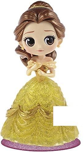 Banpresto Figura Q Posket Disney La Bella Y La Bestia Glitter Line Bella