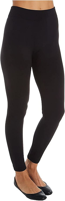 Rhonda Shear Women's Fleece Legging 1400 XL/1X Black