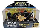 Star Wars Attacktix Series 5 Starter Set (Hoth HAN ,Hoth Vader More New)