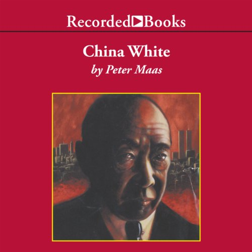 China White audiobook cover art