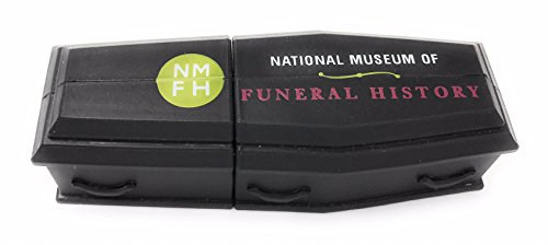 Coffin USB Flash Drive - 8GB - National Museum of Funeral History
