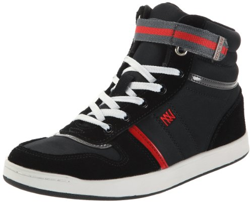 Dorotennis Dorotennis Baskets Lacets N2599920, Damen Sneaker, Schwarz (Noir), 39 EU