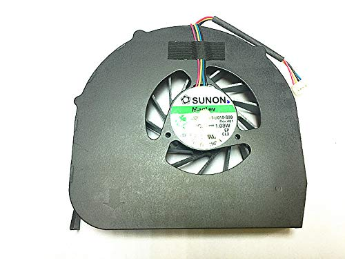Gobuy New Laptop Replacement CPU Cooling Fan for Acer Aspire 5740G 5740DG 5340 5340G 4 Pins