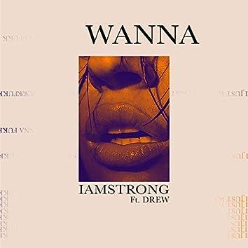 Wanna (feat. Drew)