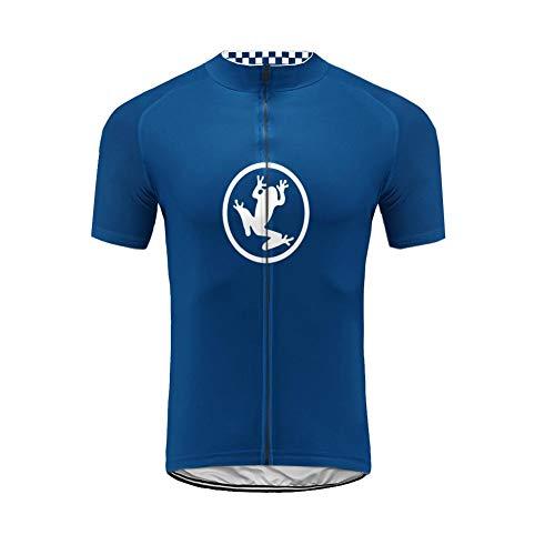 Uglyfrog Herren Outdoor Sport MTB Fahrradbekleidung Fahrradtrikot Radsport Kurzarmtrikot Radfahren Trikot