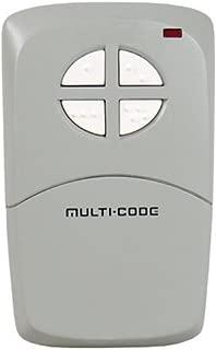 Multi-Code 414001 4-Channel Visor Transmitter