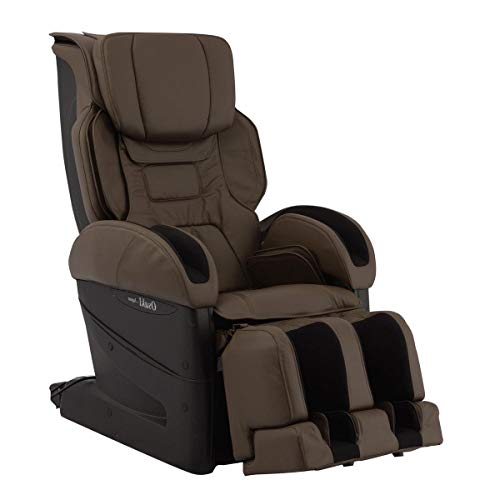 Osaki OS-4D Pro JP Premium Massage Chair w/ 5-Year Extended Waranty (Brown)