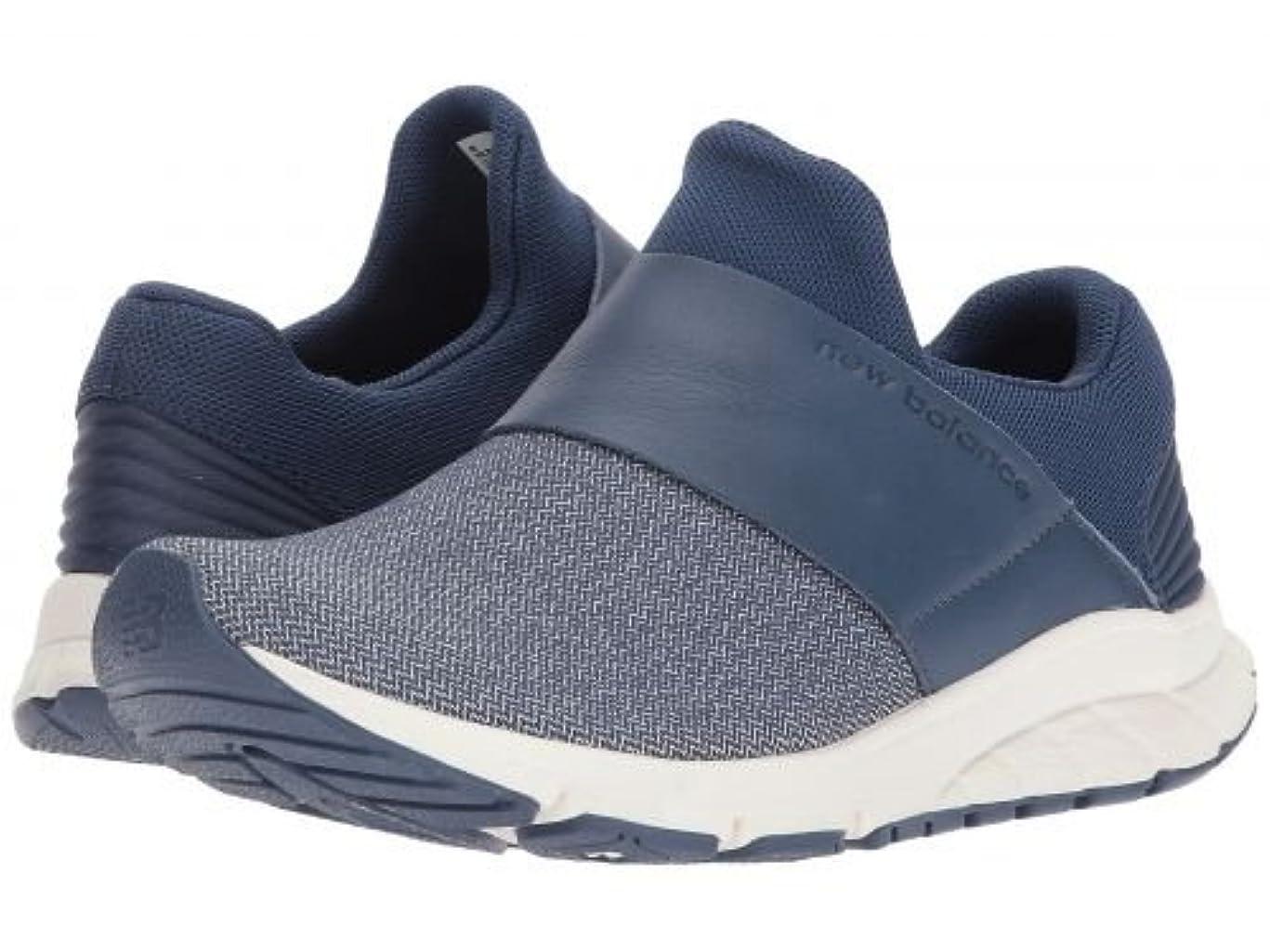 に慣れ拒否ゼロNew Balance Classics(ニューバランス クラシック) レディース 女性用 シューズ 靴 スニーカー 運動靴 WLRUSHV - Vintage Indigo/White 10 B - Medium [並行輸入品]