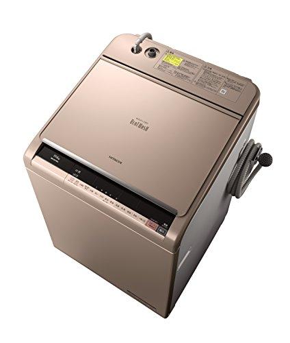 日立 洗濯乾燥機 11kg シャンパン BW-DX110A N