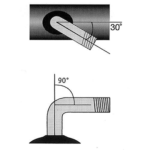 Schlauch Impac 180/200x50/7 x 1 3/4' 7x1 3/4'/200x50 AV 30/90 ° (1 Stück)
