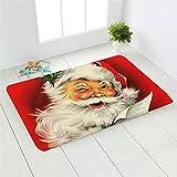 Felpudo, decoración de Navidad para el baño, entrada, baño,...