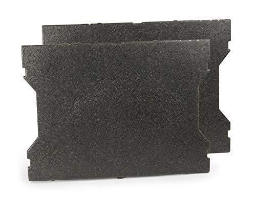Bosch Sortimo L BOXX Einlagen | 2er Set L BOXX Deckeneinlage | nur passend für neue Bosch Sortimo L-BOXX G4 & LB4 | Praktische Einlage als Deckenpolster