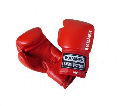 HAMMER Boxhandschuhe Fight, rot, 14 oz, 95214