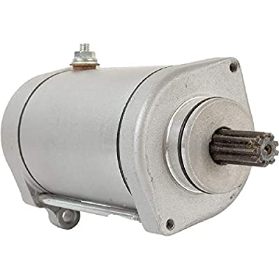 DB Electrical Smu0187 Starter Compatible With/Replacement For Suzuki Vl1500 C90 Boulevard Cruiser Motrocycle 05-09 Intruder 98-04 VL1500T C90T Touring 05-09 VL1500 Intruder VS1400GLP 88-04 S83 05-09