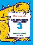 Razonamiento matemático 3. - 9788466745031