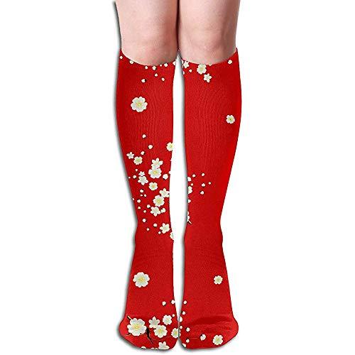 NA Nipic 10837912 20130726085533476000 Fashion nieuwigheid Over-The-Calf Crew sokken (zwart).