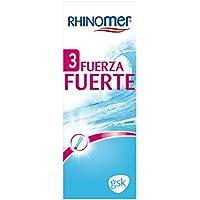 Rhinomer - Spray Nasal de Agua de Mar - Fuerza Media 3 - Para Adultos y Niños mayores de 6 años - 135 ml