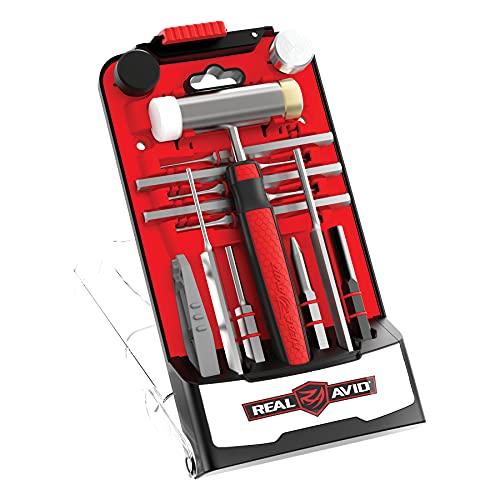Real Avid Hammer & Long Punches Set I Gunsmithing Tools Set...