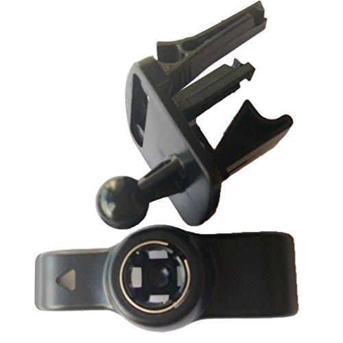 B Blesiya Clip de Soporte de Montaje de Ventilación de Coche para Garmin Nuvi GPS 2515 1260T 1300 1450 40 - Garmin nuvi 50 50lm 50lmt