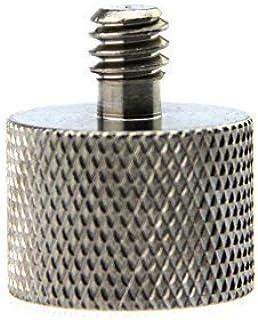 CAMVATE 1/4' 20 Muttern konvertieren 5/8' 27 Muttern für mikrofon Schrauben Adapter