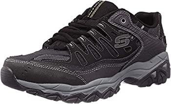 Skechers Afterburn M. Fit Black 10.5