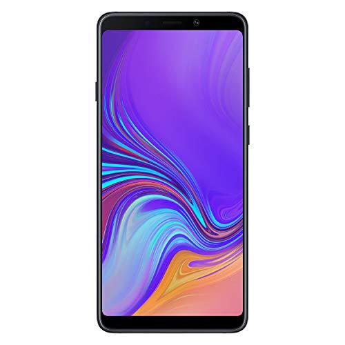 "Samsung Galaxy A9 (2018) Smartphone, Nero (Caviar Black), Display 6.3"" 128 GB Espandibili, [Versione Italiana]"
