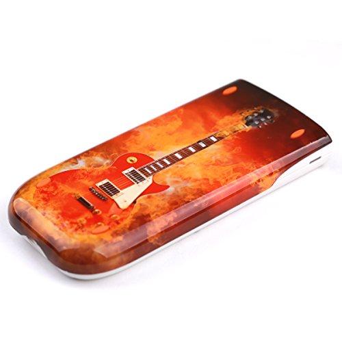 Guerrilla Hard Slide Case-Cover for TI-84 Plus, TI 84-Plus C Silver Edition, TI-89 Titanium Graphing Calculator, Guitar Photo #5
