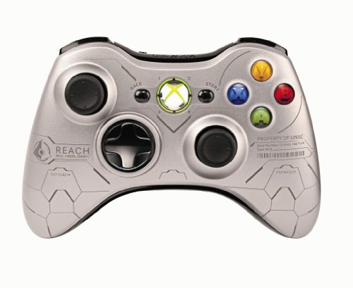 Xbox 360 Branded Controller Halo Reach