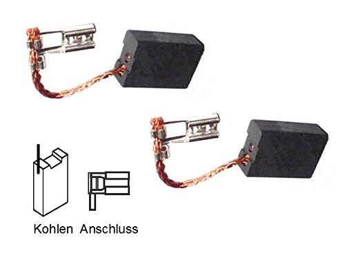 ULFATEC ® Kohlebürsten METABO OF E 1229 Signal, KT 1530, KS 65 S - 6,3x12,5x18mm (2073)