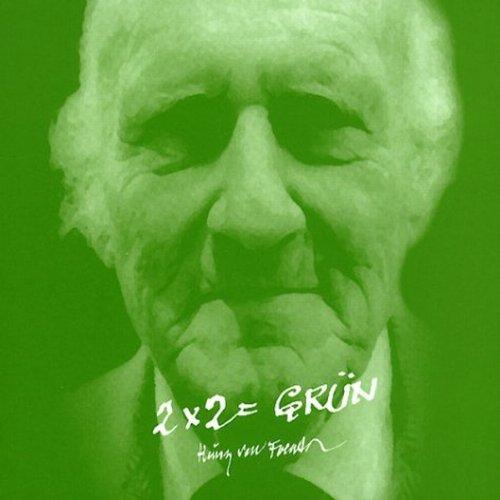 2 x 2 = Grün Titelbild