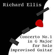 Concerto No. 1 in G Major for Solo Improvised Acoustic Guitar
