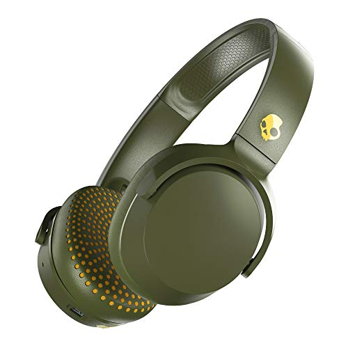 Skullcandy Riff Wireless On-Ear Headphone - Olive