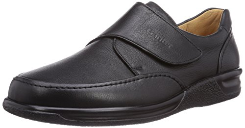 Ganter SENSITIV KURT-K Slipper, Herren, Schwarz 39 EU