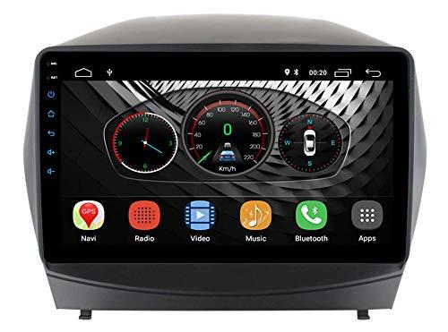 UGAR 10' Android 10.0 DSP per Hyundai IX35 anno 2010-2015 2GB 16GB autoradio autoradio 2 doppio din navigazione GPS grande schermo touch ricevitore ricevitore unità Bluetooth