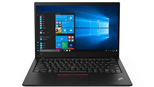 Lenovo ThinkPad X1 Carbon Intel Core i7 10th Gen 14-inch Wide Quad HD IPS Thin and Light Laptop (16GB RAM / 512GB SSD/ Windows 10 Professional/ Black/ 1.09Kg), 20R1S05400