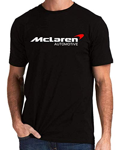 RWYZTX® McLaren Automotive Logo Men's T-Shirt