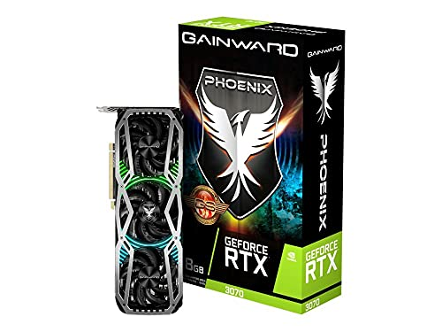 GPU NV RTX3070 8GB PHOENIX GS G6 256B GAINWARD NE63070S19P2-1041X V1* (Lite Hash Rate)