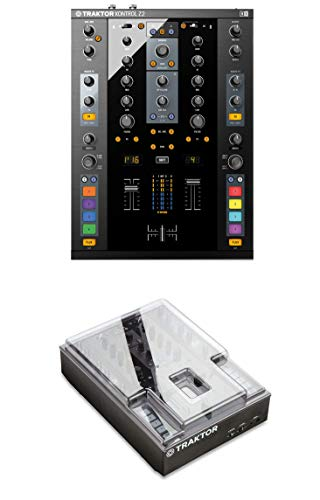 Review Native Instruments Traktor Kontrol Z2 + Decksaver DS-PC-KONTROLZ2 Cover Bundle
