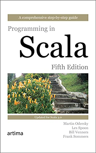 Programming in Scala Fifth Edition: Updated for Scala 3.0 (English Edition)