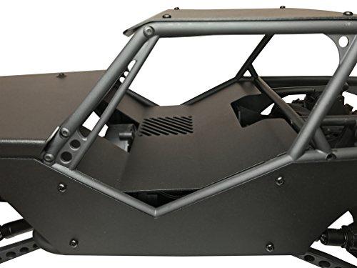Luxury RC Axial Racing Wraith Aluminum Black Interior Panel AX04028