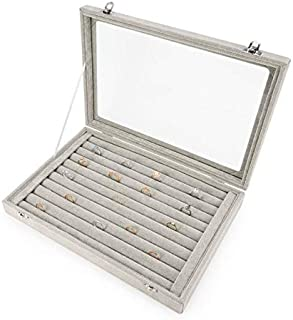see through jewelry boxes