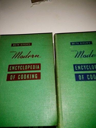 Meta Given Modern Encyclopedia of Cooking (2 Volume set)